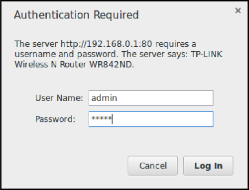Install on a TP-Link Router