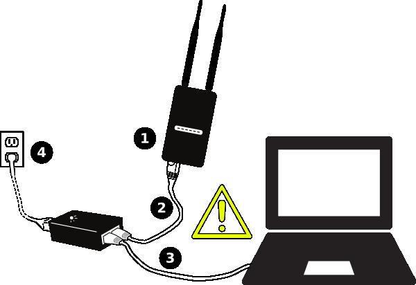 Ubiquiti UniFi AP/AP-LR Commotion Vista