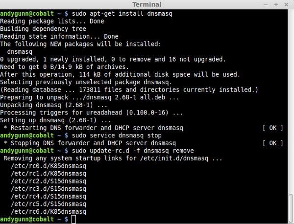 MikroTik Installation Server Setup